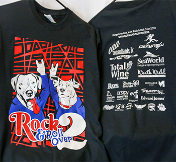 Rock & Roll Over Shirts